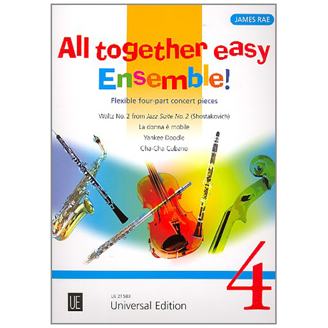 All Together - Easy Ensemble! Band 4