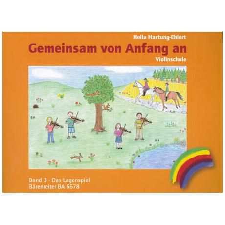 Hartung-Ehlert, H.: Gemeinsam von Anfang an Band 3