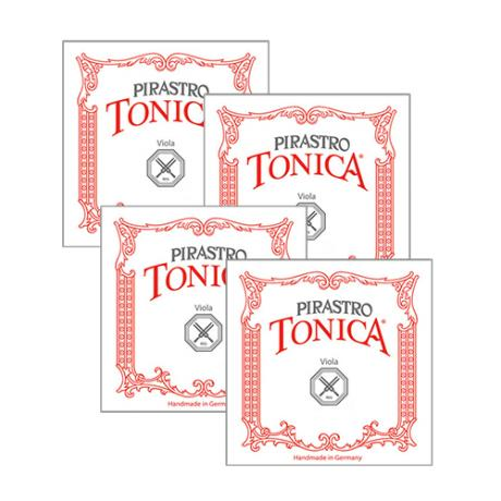 PIRASTRO Tonica »New Formula« viola strings SET