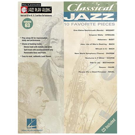 Classical Jazz (+CD)