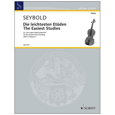 Seybold, A.: The Easiest Studies, Volume 1