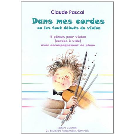 Pascal, C.: Dans mes cordes
