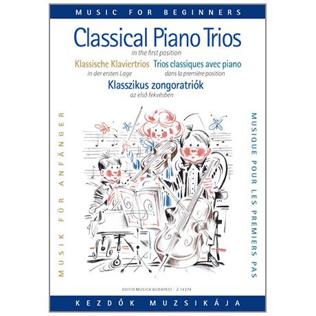 Classical Piano Trios (first position)