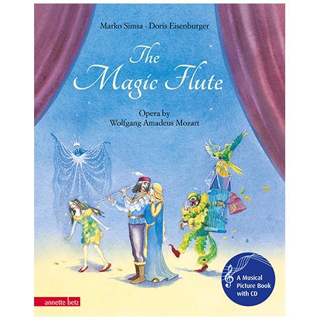 Simsa, M./Eisenburger, D.: The Magic Flute (+Audio-CD)