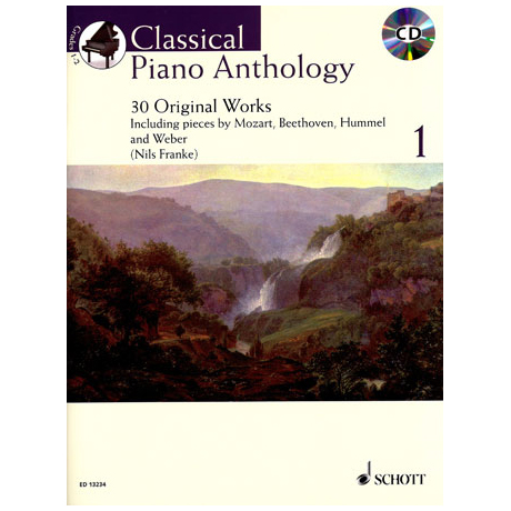 Classical Piano Anthology - Band 1 (+CD)