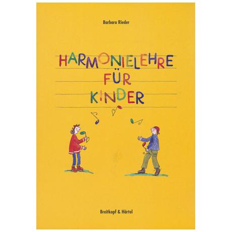 Harmonielehre für Kinder (B. Rieder)