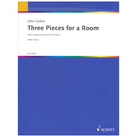 Caske, J.: Three pieces for a Room