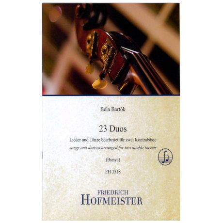 Bartók, B.: 23 Duos