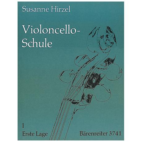 Hirzel, S.: Violoncello-Schule – Heft 1