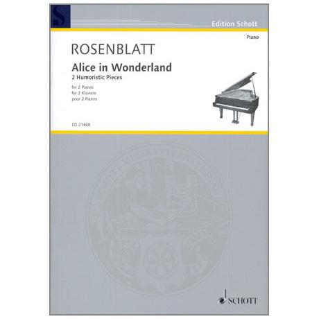 Rosenblatt, A.: Alice in Wonderland