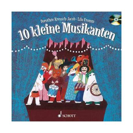 10 kleine Musikanten (D. Kreusch-Jakob)