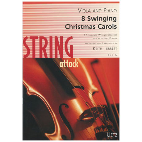 Terrett, K.: 8 swinging Christmas Carols