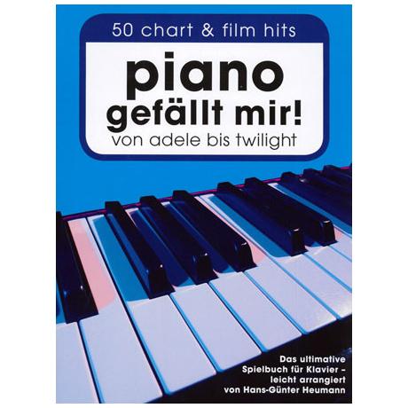Piano gefällt mir! 50 Chart und Film Hits Band 1