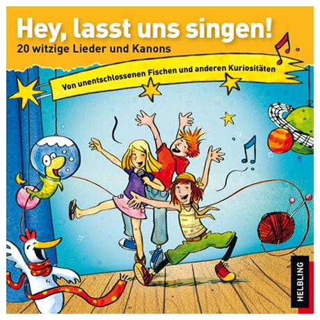 Maschke, H.: Hey, lasst uns singen! – Playback-CD
