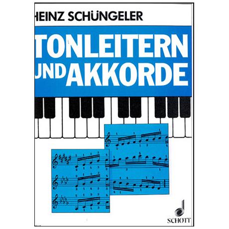 Schüngeler, H.: Tonleitern und Akkorde