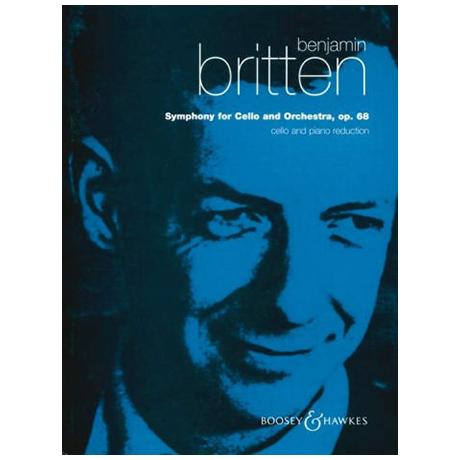 Britten, B.: Symphonie Op. 68