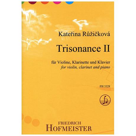 Růžičková, K.: Trisonance II