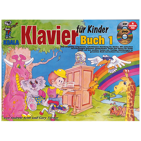 Scott, A./Turner, G.: Klavier für Kinder Band 1