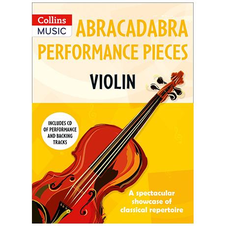 Abracadabra Performance Pieces (+CD)