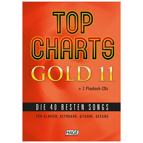 Top Charts Gold 11 (+2 CDs)