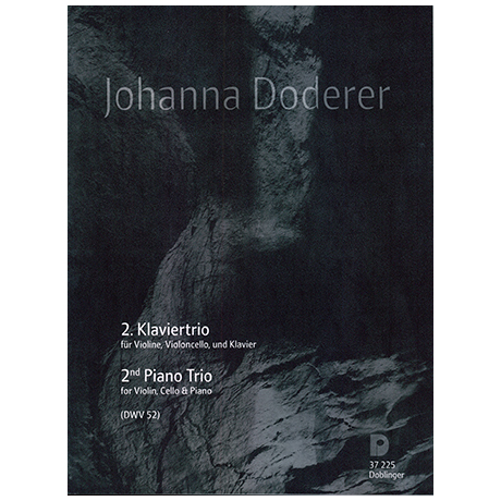 Doderer, J.: Klaviertrio Nr. 2 DWV 52 (2009)