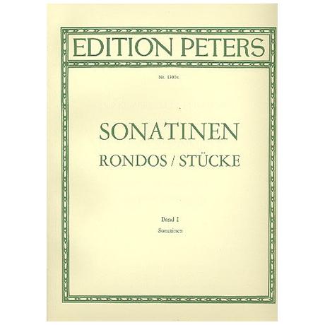 32 Sonatinen, Rondos und Stücke Band I