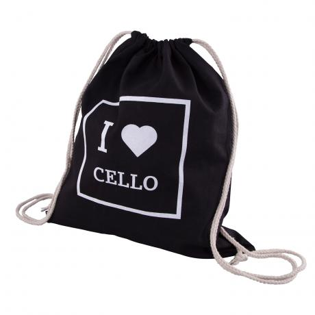 PACATO Love CELLO backpack