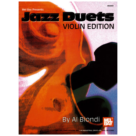 Biondi, A.: Jazz Duets for Violins