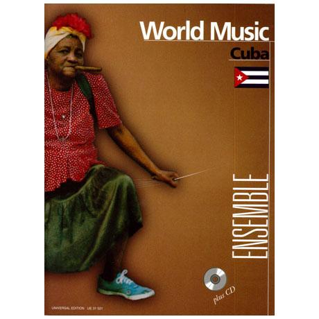 World Music Cuba (+CD)
