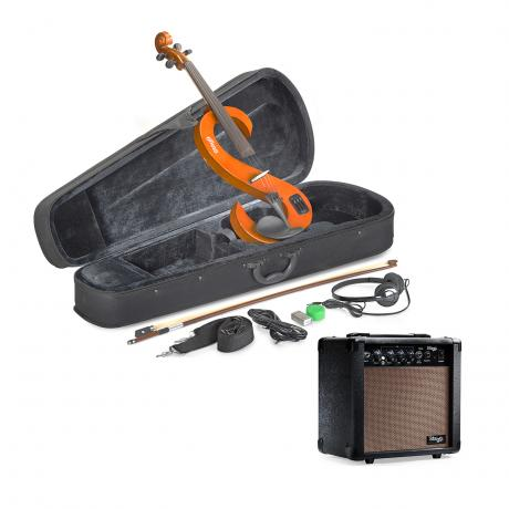 STAGG Progressive E-violin set