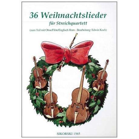 36 Weihnachtslieder