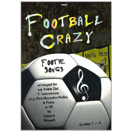Maxwell, E.: Football Crazy (+CD)