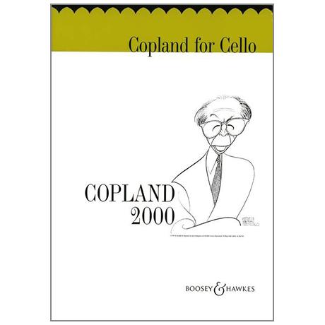 Copland, A.: Copland for Cello - Copland 2000