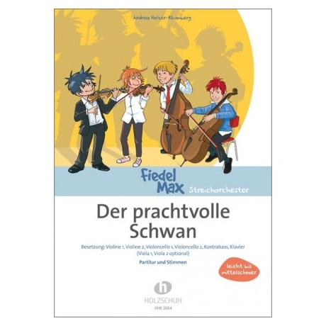 Holzer-Rhomberg, A.: Der prachtvolle Schwan