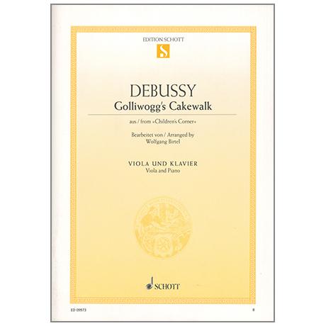 Debussy, C.: Golliwogg's Cakewalk aus »Children's Corner«