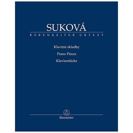 Suková, O.: Klavierstücke