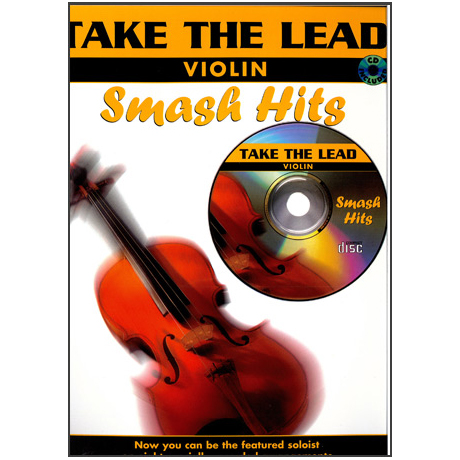 Take The Lead: Smash Hits (+CD)