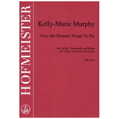 Murphy, K.-M.: Give me Phoenix Wings to Fly