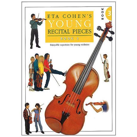 Cohen, E.: Young Recital Pieces Band 3