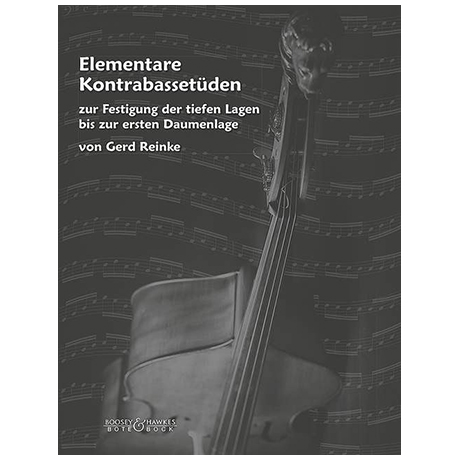 Reinke, G.: Elementare Kontrabassetüden
