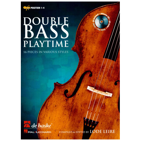 Double Bass Playtime (+CD)