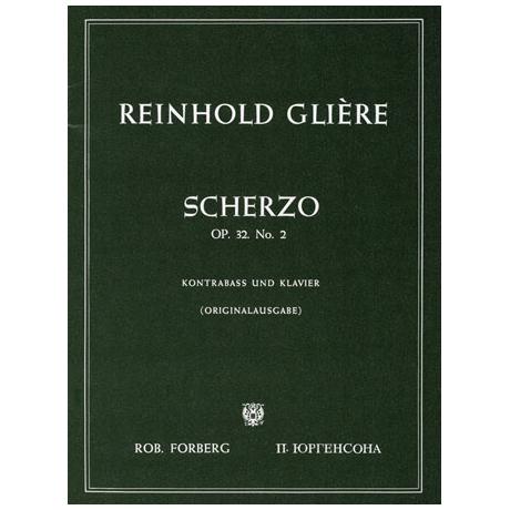 Glière, R.: Scherzo Op. 32/2