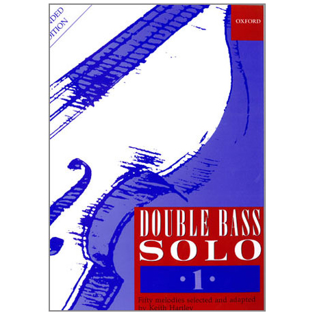 Hartley, K.: Double Bass Solo 1 (Expanded Edition)