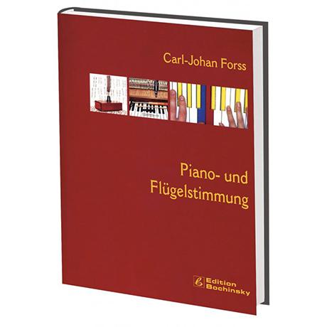 Forss, C. J.: Piano- und Flügelstimmung
