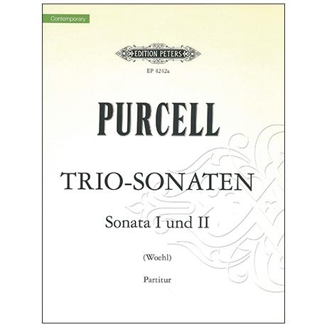 Purcell, H.: Triosonaten Band 1
