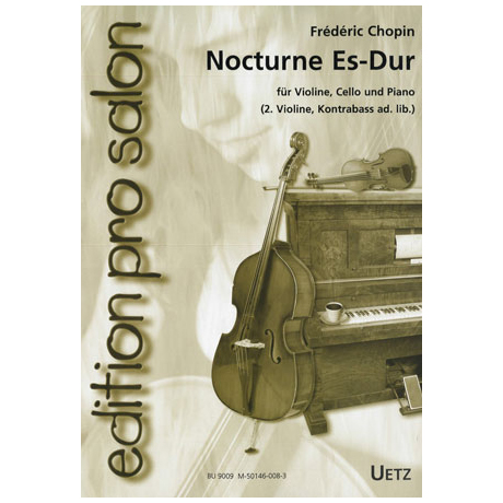 Chopin, F.: Nocturne Op. 9/2 Es-Dur