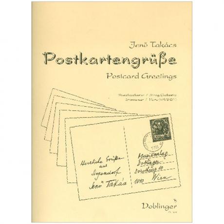 Takacs, J.: Postkartengrüße (1987)
