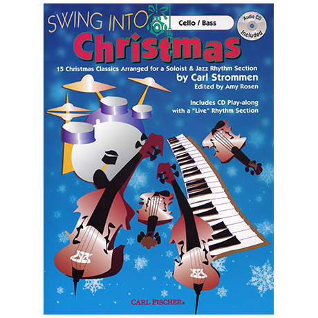 Swing Into Christmas (+CD)