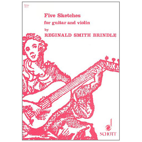 Smith Brindle, R.: 5 Sketches