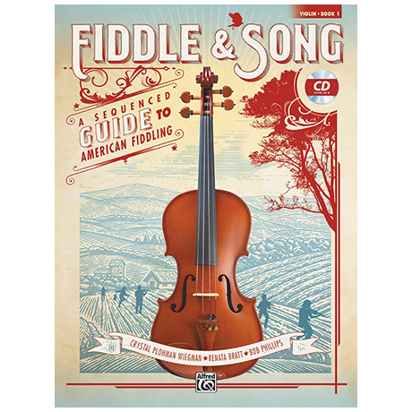 Fiddle & Song for Violin Book 1 (+CD)